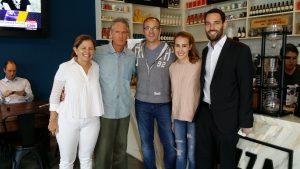 Tazza Caffe: Family