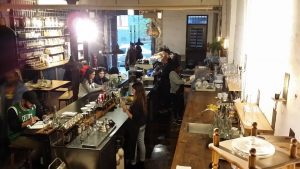 Barista Origen Coffee Roasters overview