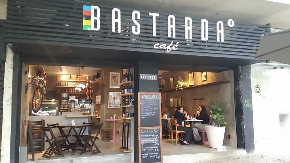 Coffee Attendant Bastarda Cafe Rio de Janeiro