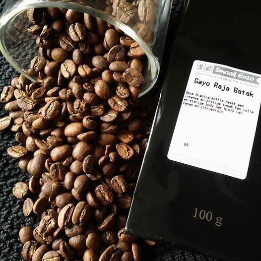Coffee Attendant Gayo Raja Batak