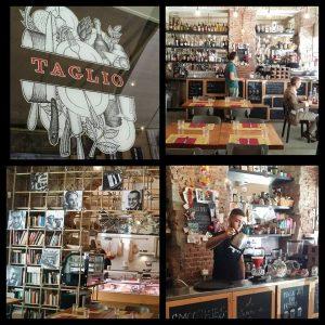 Coffee Attendant Italian Coffee Culture Taglio