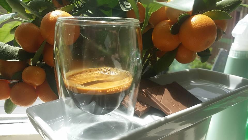 Coffee Attendant Pasñapacana espresso flavours