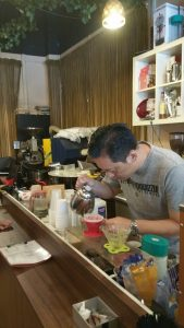 Singapore Barista Trail Geisha Specialty Coffee 2