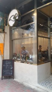 Amber Coffee Brewery Best coffee shops in Hong Kong
