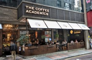 The Coffee Academics Hong kong