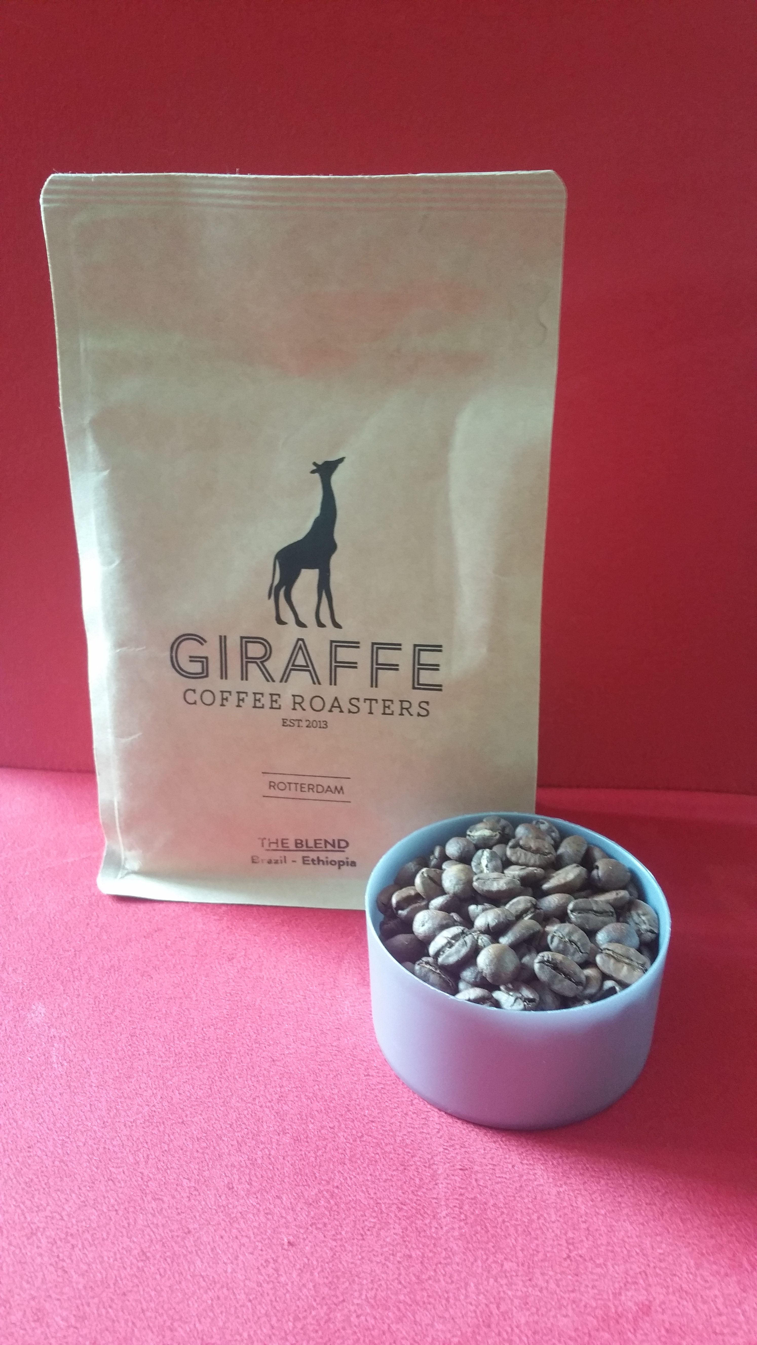 The Blend Giraffe Coffee Roasters