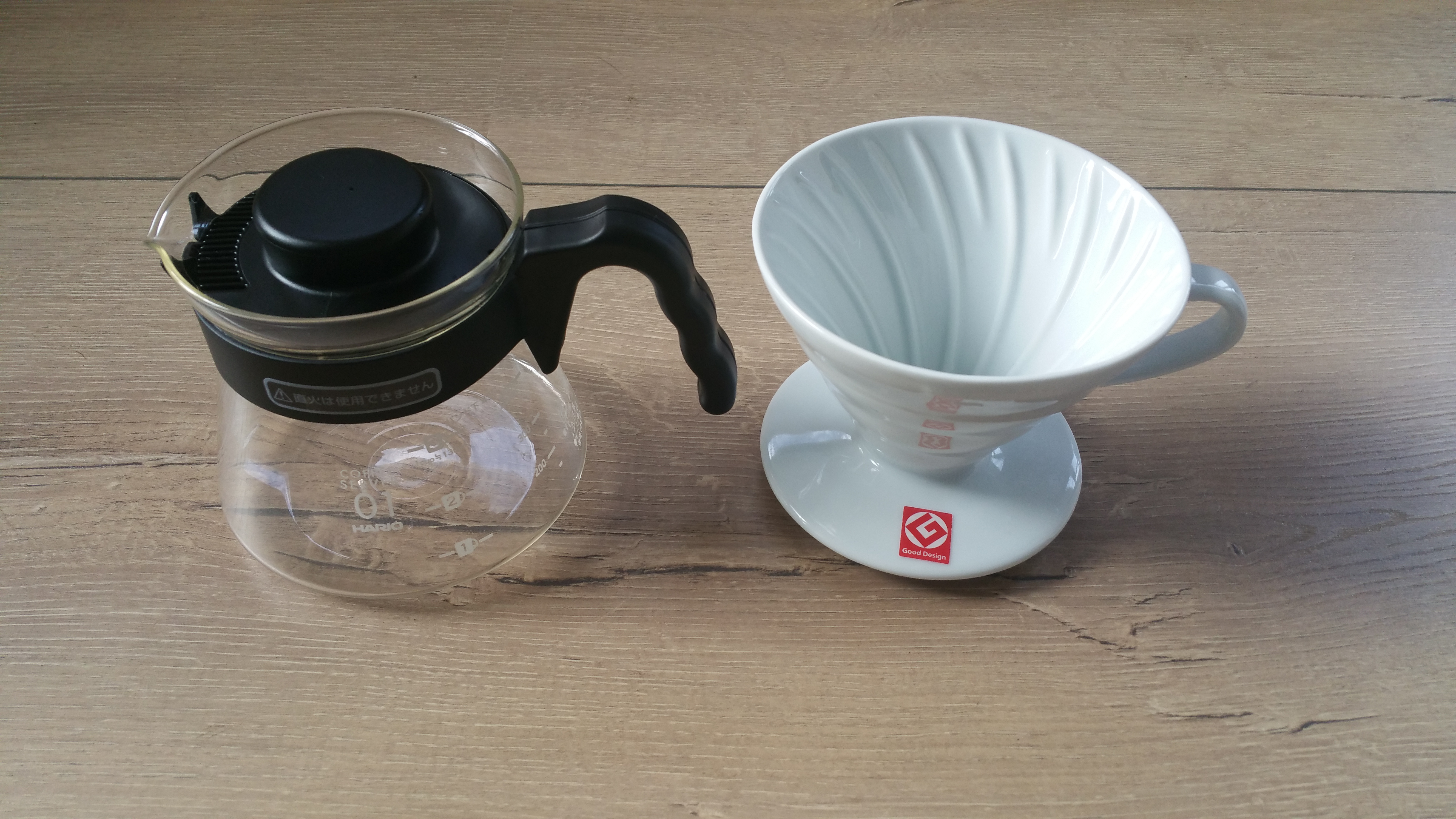 Hario V60 container