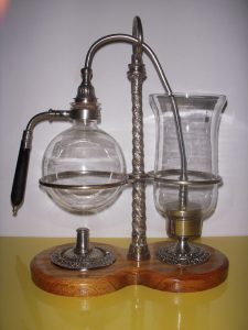 Siphon Napier Coffee Maker