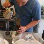 Edward Beumer 2 Trakteren Koffie