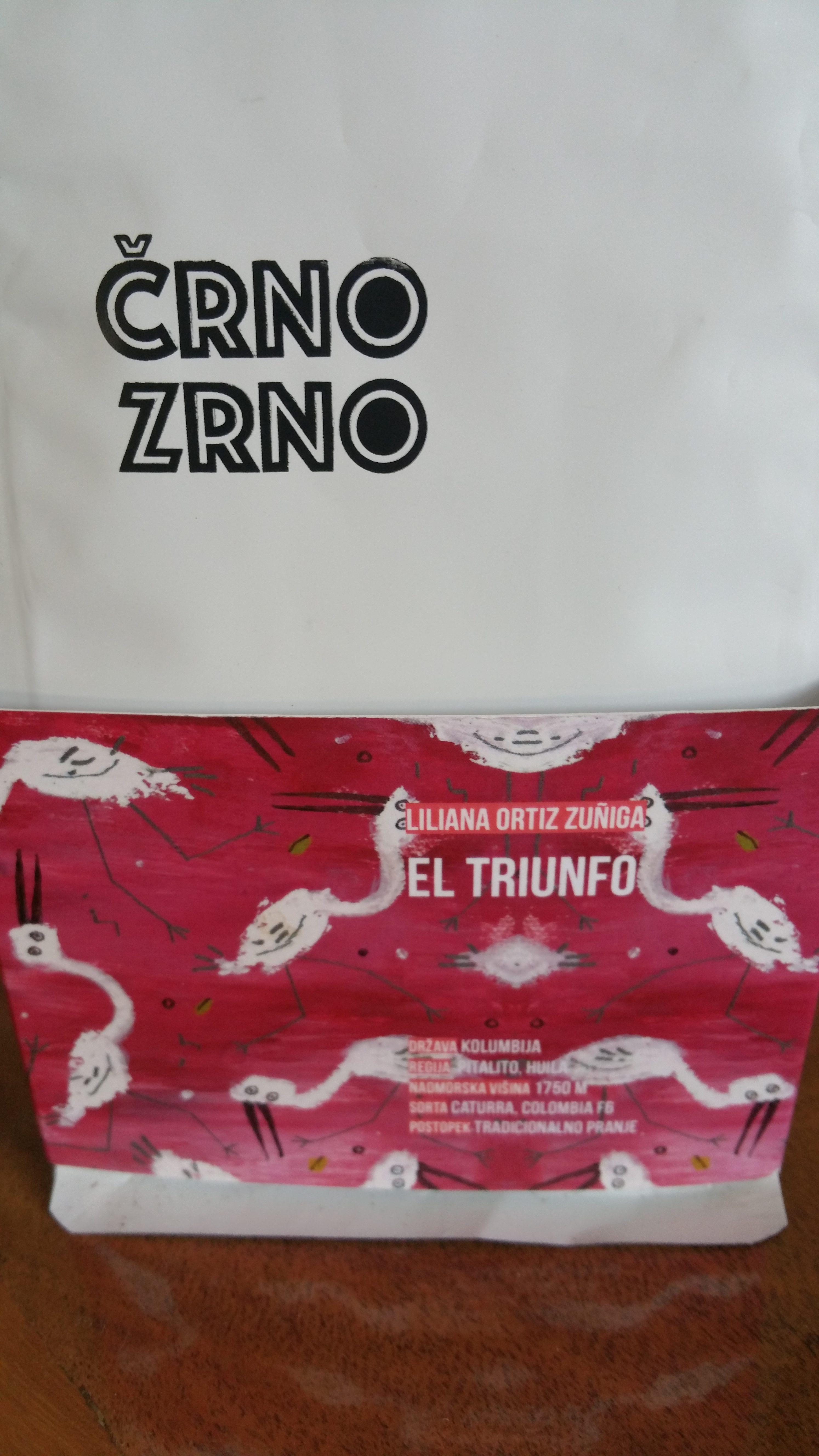 El Triunfo wrapping