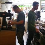Erik Oosterhuis Edward Beumer Trakteren Koffie