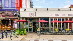 Tryst Coffee washington