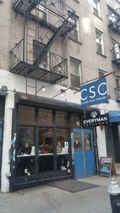 Best coffee shops in New york Everyman Espresso