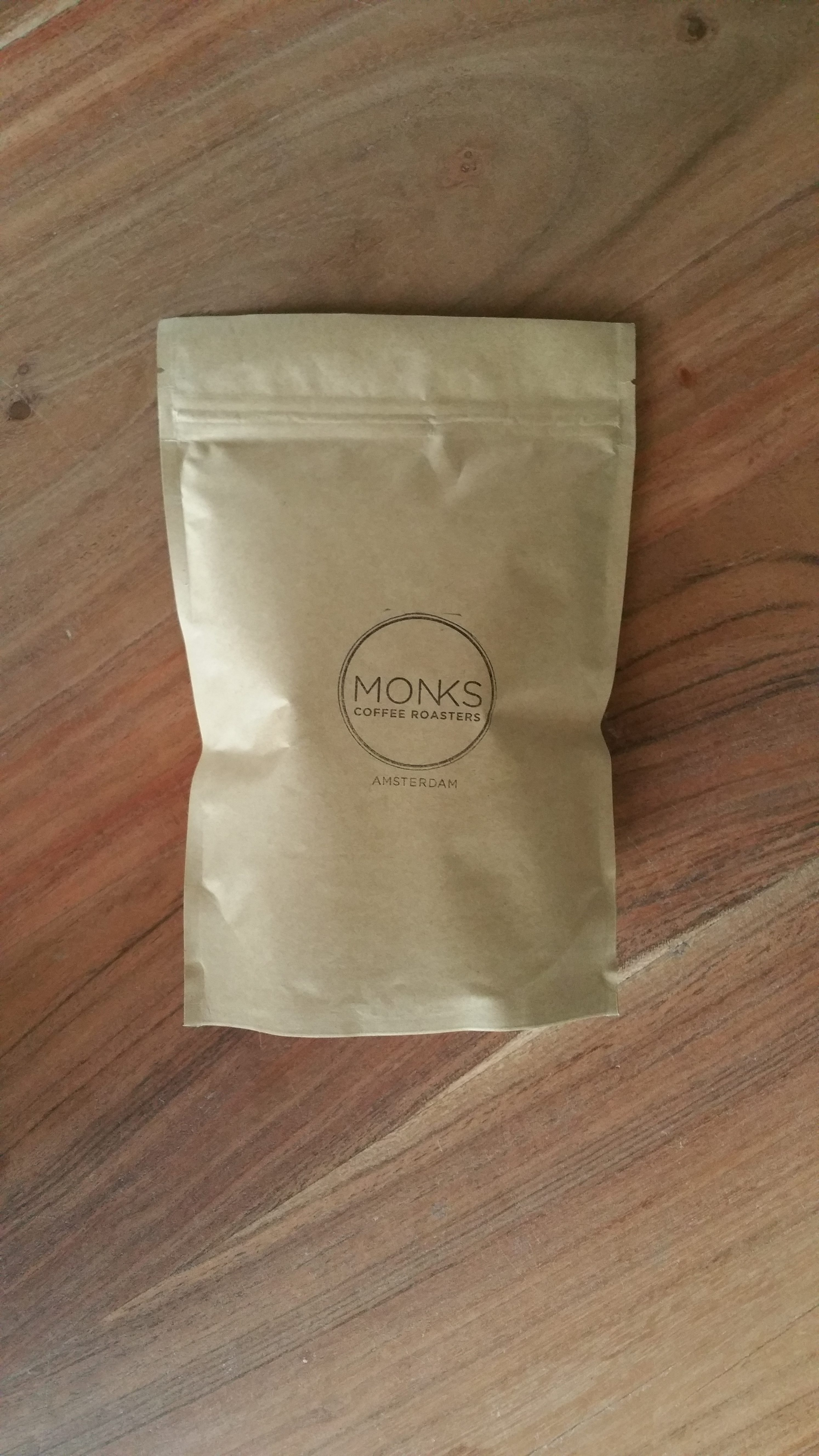 Monks Coffee Roasters shop front