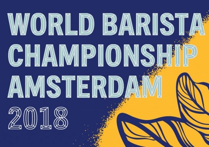 World Barista Championship 2018 Amsterdam