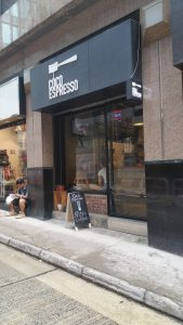 Best coffee shops in Hong Kong Coco Espresso