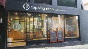 Best coffee shops in Hong Kong The Cupping Room