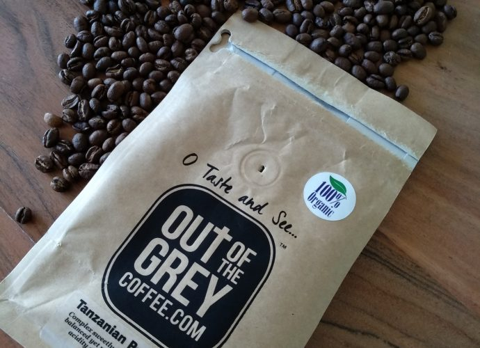 Out of the Grey Kilimanjaro Peaberry