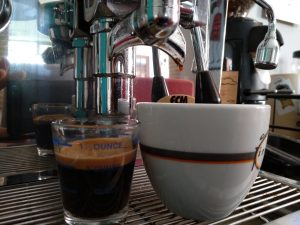 Out of the Grey Kilimanjaro Peaberry brew 2