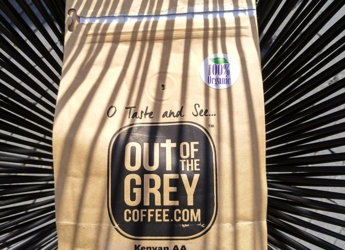 Out of the Grey - Kenya AA