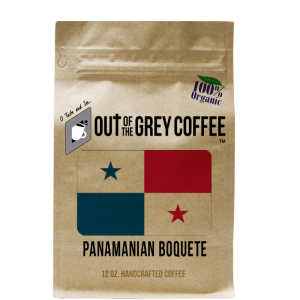 Out of the Grey panama boquete logo