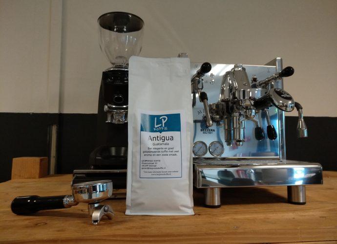 Leopresso Koffie Antigua Guatemala