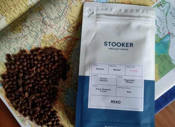 Stooker Specialty Coffee Reko 4