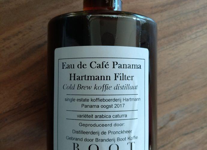 Eau de cafe Panama Hartmann Filter
