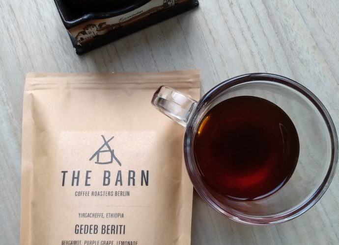 The Barn Coffee Roasters Gedeb Beriti Logo 2
