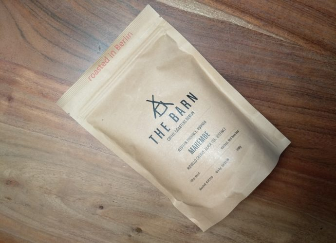 The Barn Coffee Roasters Mahembe Logo