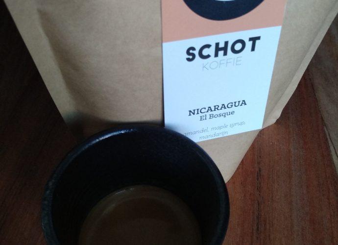 schot koffie El Bosque logo