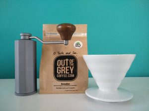 Out of the Grey Amedeo Hario V60