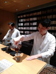 the best coffee shops in Tokyo Koffee Mameya