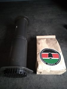 WayCup Coffee Kenya logo Aeropess