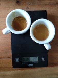 5 Brewing blend espresso