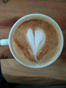 Failed Latte Art