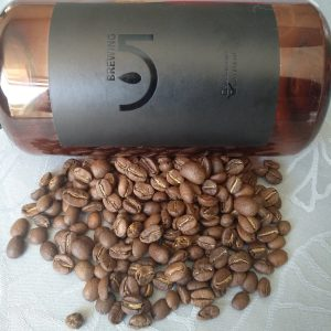 5 Brewing beans of the blend