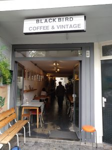 Best Coffee Shops of Utrecht Blackbird Coffee and Vintage