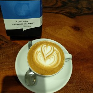 Scrimshaw espresso cappuccino