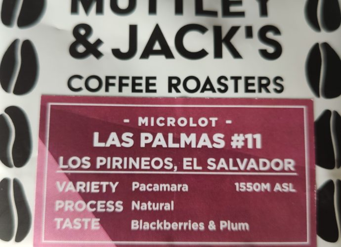 Muttley & Jack's Las Palmas #11
