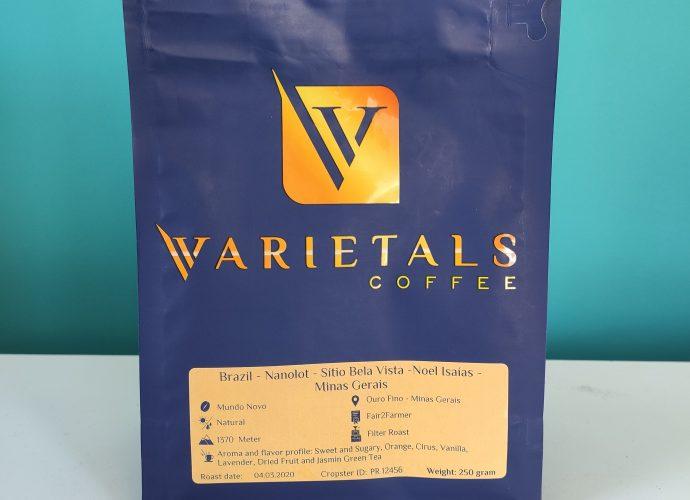 Varietals Coffee Sitio Bela Vista