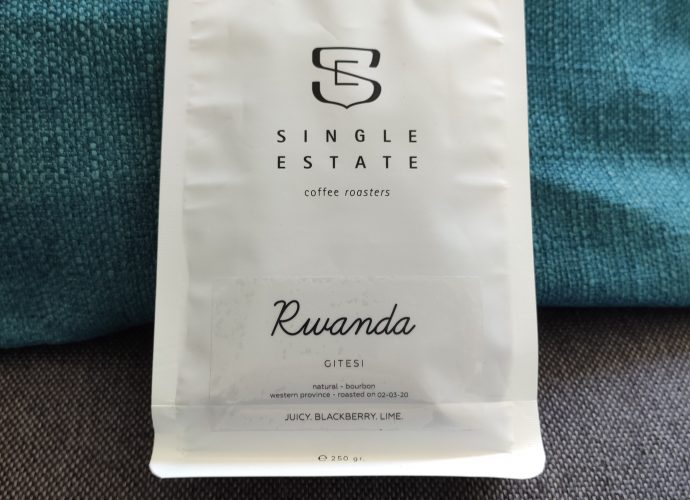 Single Estate Coffee Roasters Gitesi Logo