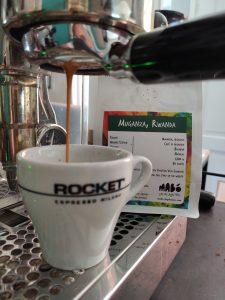 Mabo Coffee Roasters Muganza espresso