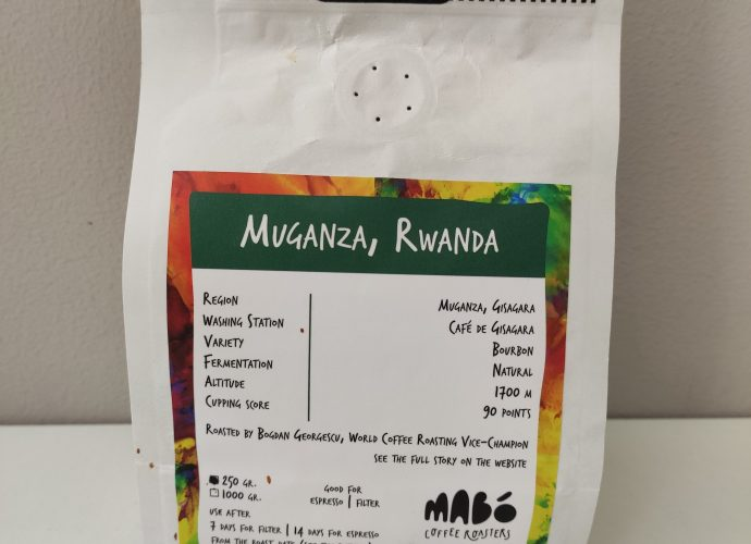 Mabo Coffee Roasters Muganza