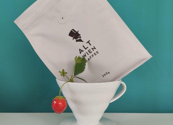 Kaffee Alt Wien Bermudez Frutos Rojos El Paraiso