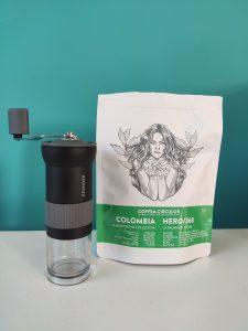 Coffea Circulor Cafflano Krinder