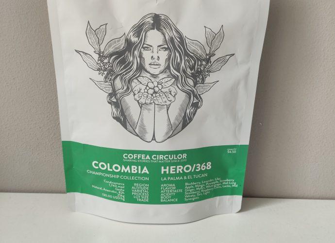 Colombia Hero/368 logo