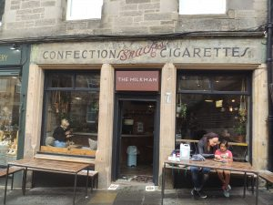The Milkman Coffee Edinburgh