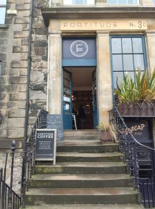 Fortitude Coffee Edinburgh