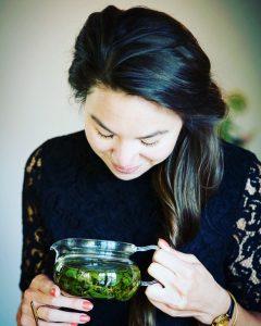 Kiona Malinka European Tea Association